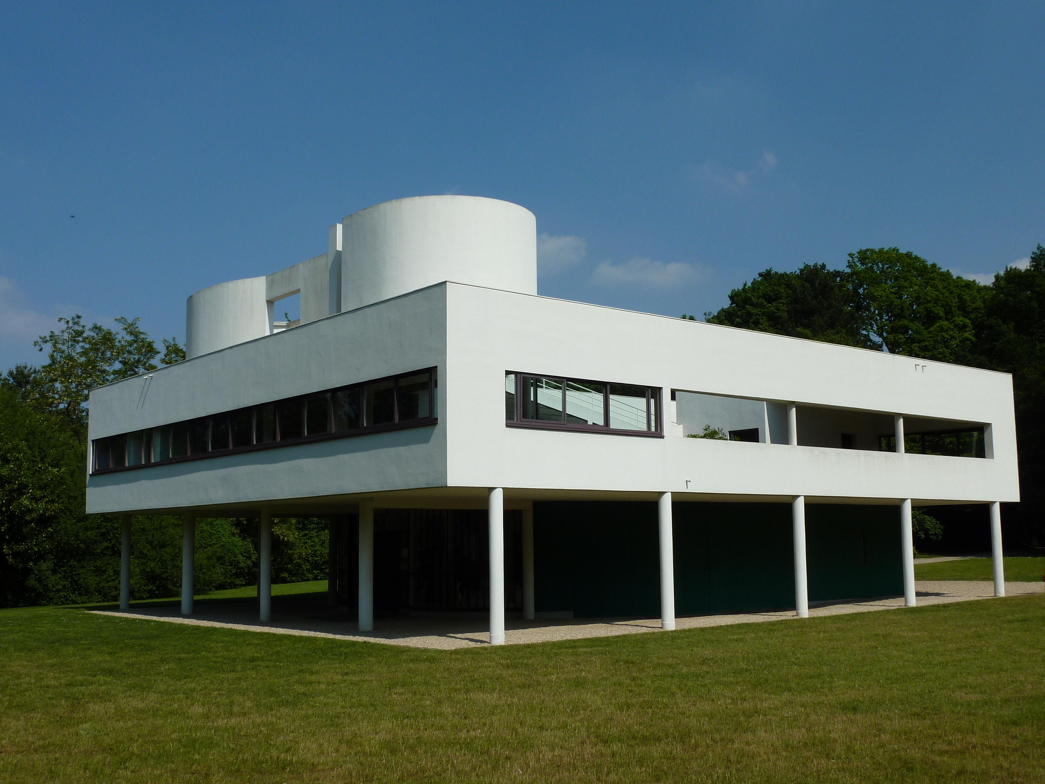 Modern Architecture Blog a masterpiece of modern architecture - paris insights - the blog