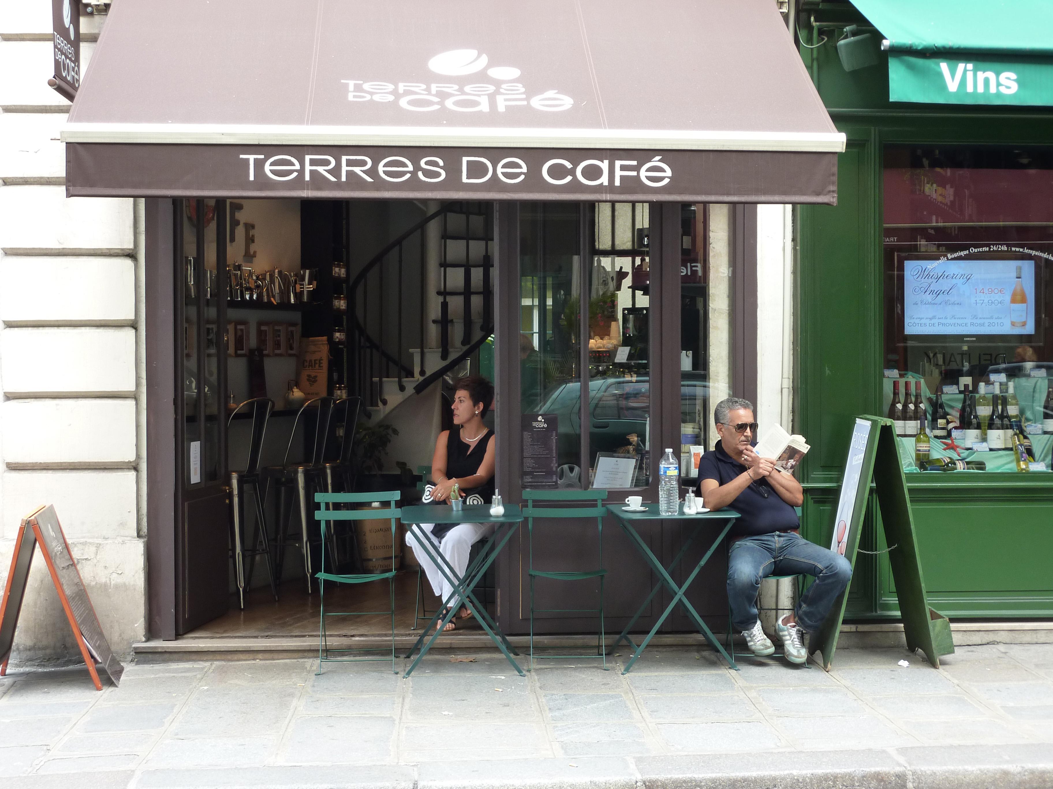 Terres De Caf Ef Bf Bd Paris