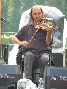Jacky Molard violon - Pennoù Skoulm