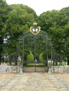The Gate at the End of the Road