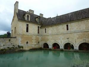 View of Château du Bas