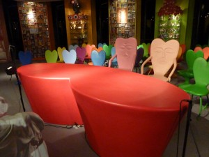 Heart-shaped Table