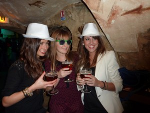 Ladies with Hats