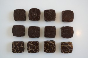 Servant Ganache Chocolates