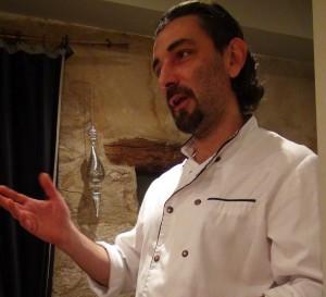 Chef Jacky Riboult
