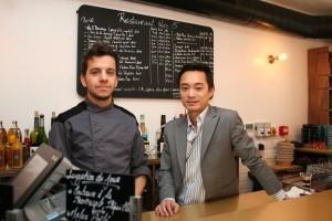 Youssef Gastli and Alexandre Nguyen
