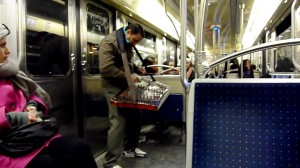 Music on the Metro