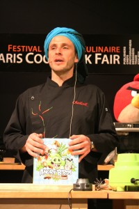 Chef Chakall Presents Recipe Book