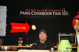 Egg Reaches Target