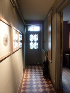 Entrance Hallway of the House of Doctor Gachet
