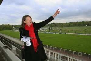 Gina Rarick, Racehorse Trainer