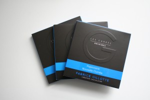 Three Single-origin Chocolates by Fabrice Gillotte
