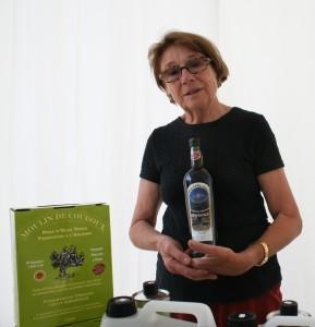 Chantal de Lander-Gaubens - Domaine de Vautubière