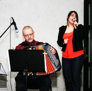 François Parisi and Cybèle Castoriadis
