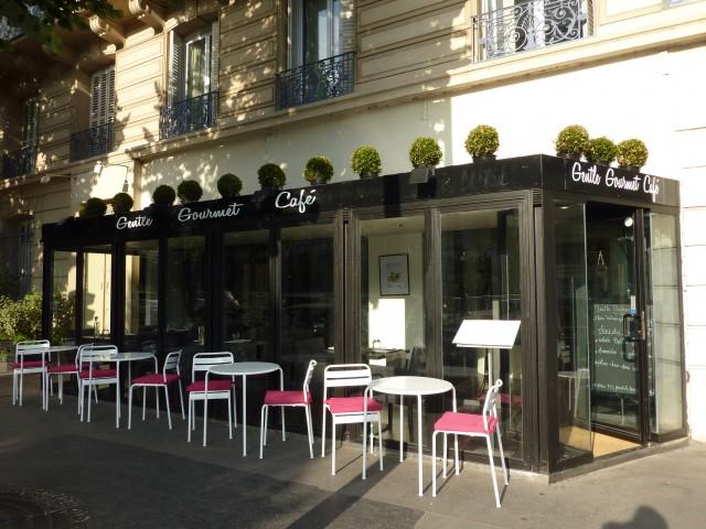 Gentle Gourmet Caf Ef Bf Bd Paris