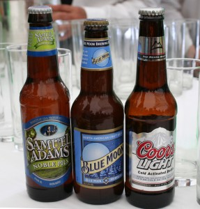 Three American Beers