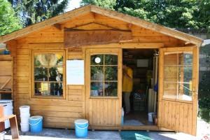 Bee-keeper Office