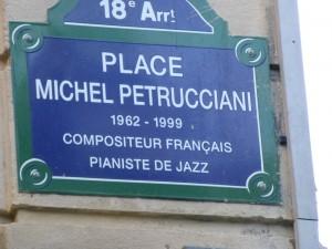 Place Michel Petrucciani