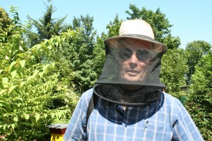 Tom with Bee Hat