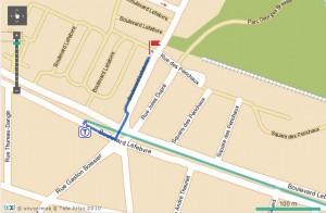 15 Boulevard Lefebvre - Not!