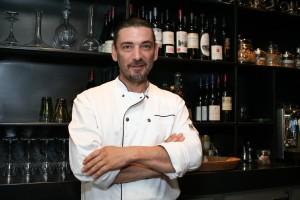 Chef Jacky Ribault
