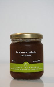 Lemon Marmalade from Tebourba