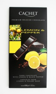 Cachet Lemon and Pepper