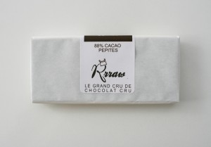 Rrraw 88% Cacao Pépites