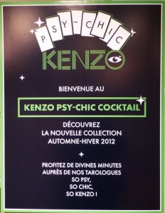 Kenzo Psy-chic Cocktail