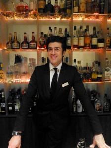 Tony Miellot - Bartender