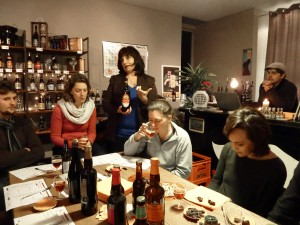 Elisabeth Pierre Talks about Beer and Chocolate