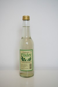 Carbonated Elderflower Beverage