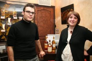 Alexandre Billon et Marie-Hélène Gantois