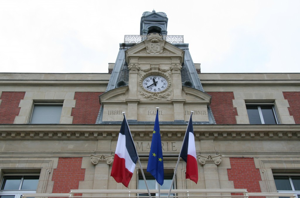 Town Hall of Alfortville