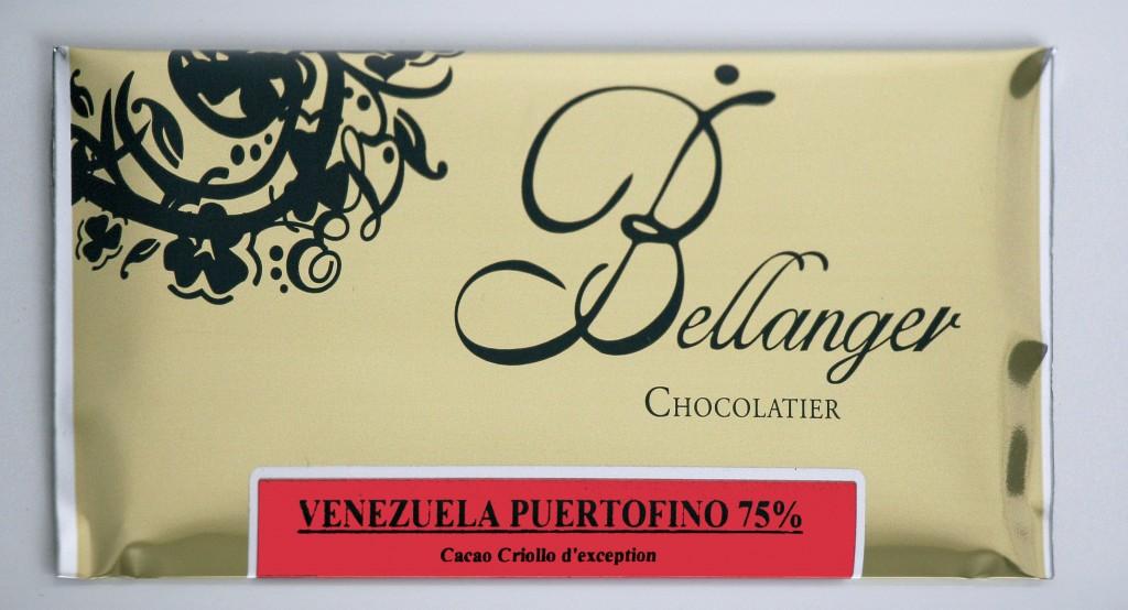 Venezuela Puertofino 75% by Jacques Bellanger
