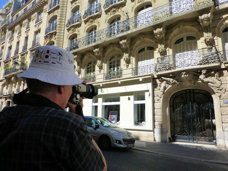20 rue de Longchamp