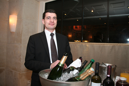 Christophe Roy - Restaurant Manager