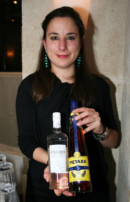 Enosis and Metaxa