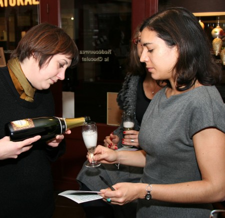 Marie Pours Ronseaux-Wanner Grand Cru 2005