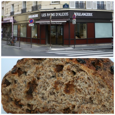 Les Pains d'Alexis and Fig Bread