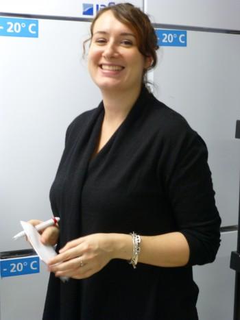 Marion Landry-Stoffyn - Chargée de l'Accueil et des Animations