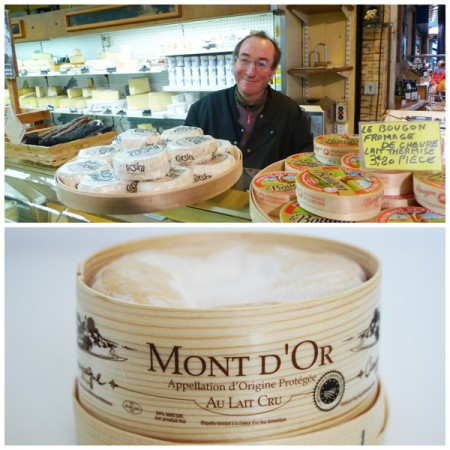 Patrick Veron and Mont d'Or