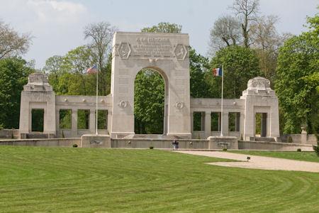Escadrille Lafayette Memorial