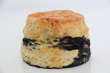 Marc's Blueberry Scone