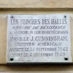 Plaque in Memory of Orville J. Cunningham