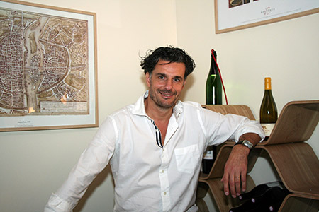 Thierry Givone, Wine Connoisseur