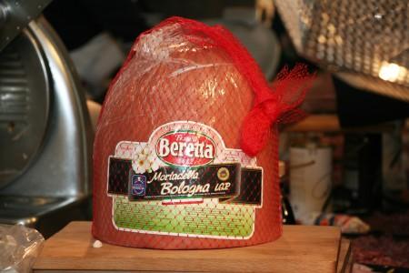 Beretta Brand Mortadella