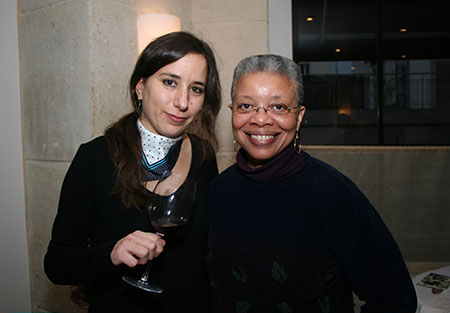 Eugenia Stefanidi – Sommelier at Mavrommatis and Monique Y. Wells