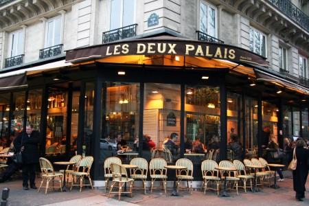 Les Deux Palais Café