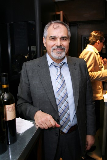 Stelios Kechris - Winemaker